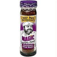 Magic Seasonings B78624 Chef Paul Prudhommes Blackened Steak Magic -6x1.8oz