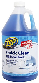ZEP Janitorial Supplies 128 oz. Quick Clean Disinfectant (Case of 4) ZUQCD128
