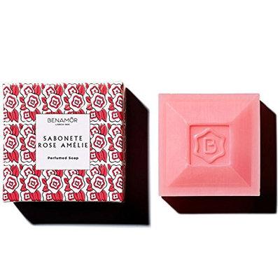 Benamor Sabonete Rose Amelie Perfumed Soap (100 g)