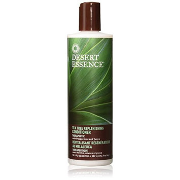 Desert Essence Daily Replenishing Tea Tree Conditioner, 38.7 Ounce