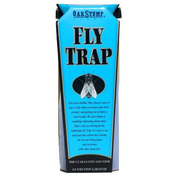 Springstar FT24 Oak Stump Farm Indoor Outdoor Fly Trap