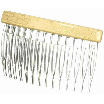 France Luxe Basic Side Comb - Gold Voella