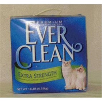 Ever Clean Extra Strength Premium Clumping Cat Litter (14 Lbs.)