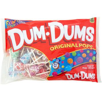 Dum Dums Original Pops Candy, 11.9 Oz.