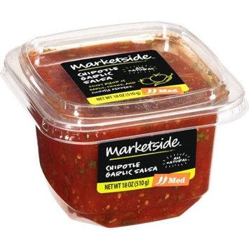 Manufactured For Marketside, A Division Of Walmart Stores, Inc. Marketside Chipotle Garlic Medium Salsa, 18 oz