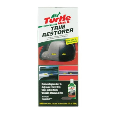 Turtle Wax 10 Oz Trim Restorer (T125)