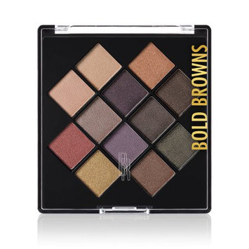 Markwins Beauty Products Black Radiance Eye Appealâ ¢ Shadow Palette - Bold Browns