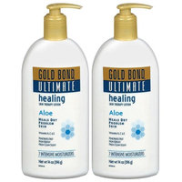 Ultimate Healing Skin Therapy Lotion, 14 oz, 2 pk