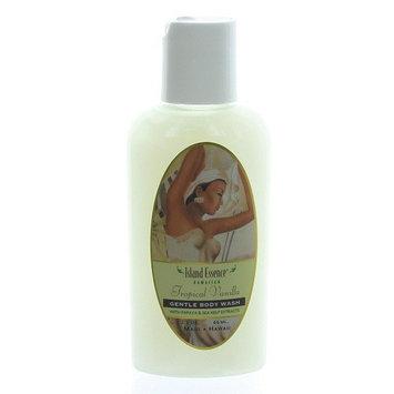 Island Essences Island Essence Body Wash 2 oz. - Tropical Vanilla