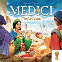 Grail Games Medici: The Card Game
