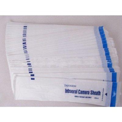 NSKI 50/100/200/500/1000 PCS Hot Sale and Widely Used Intraoral Camera Sleeve Sheath Cover for 5.0 Mega Pixels 6 LED with Free Shipping (500)