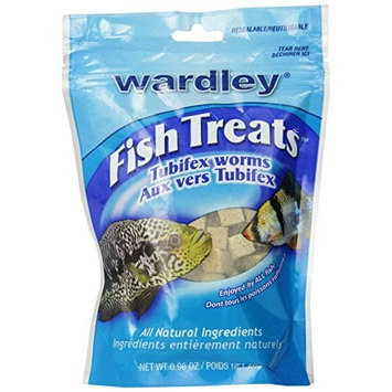 HARTZ Wardley Tubifex Worms Fish Treats
