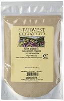 Starwest Botanicals Yucca Root Powder Wildcrafted