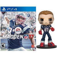 Electronic Arts Madden NFL 17 Funko Wobbler Bundle for Sony PS4