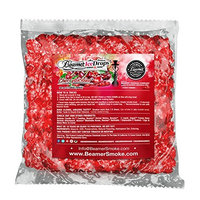 Cherry Licious 1000G Ultra Premium Beamer Ice Drops Hookah Shisha Smoking Gel. Each bowl lasts 2-4 Hours! USA Made, Huge Clouds, Amazing Taste! Better Taste & Clouds than Tobacco!