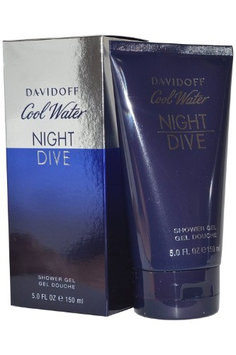 Davidoff Cool Water Night Dive Shower Gel For Men 150Ml/5Oz