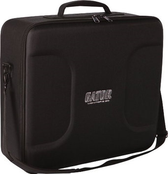 Gator Cases G-MONITOR2-GO19 Rigid EPS Foam Lightweight Case, EVA Top, Fits Flat Screen Monitors Up to 19