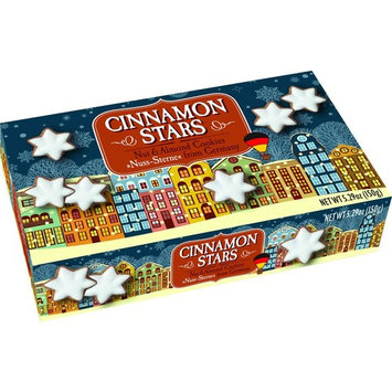 Wicklein Zimtsterne Cinnamon Star Cookies (4 Boxes)