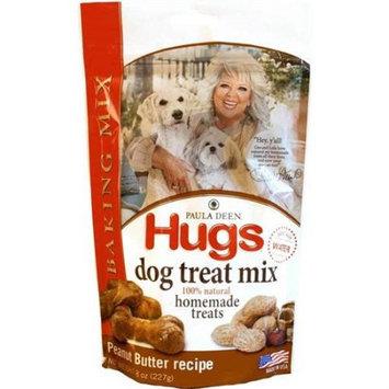 Hugs Pet Products Paula Dean Treat Baking Mix Peanut Butter Wheat Free 8 oz