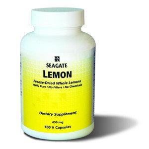 Whole Lemon Concentrate Seagate Vitamins 100 Caps
