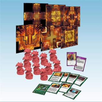 Ninja Division Publishing NJD210210 Super Dungeon Explore Dragonback Peaks Tile Pack