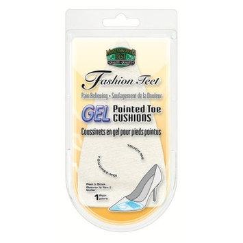 Moneysworth and Best Gel Pointed Toe Cushion Fashion Feet Shoe Insert