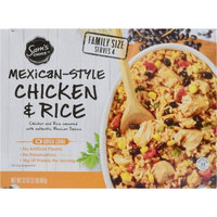 Wal-mart Stores, Inc. Sam's Choice Mexican-Style Chicken & Rice, 32 oz
