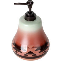 Saturday Knight, Ltd. Mainstays Aztec Sunset Lotion Pump