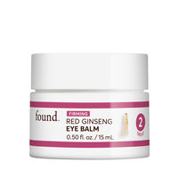 FOUND FIRMING Red Ginseng Eye Balm, 0.5 fl oz