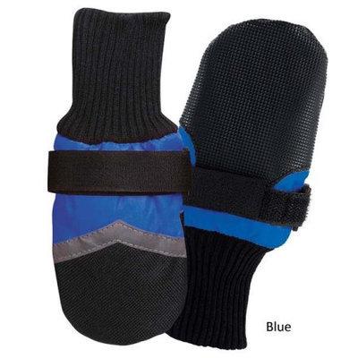 Petedge ZA245 02 19 Guardian Gear Dog Boots Xxsm Blue