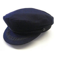 Nauticalia Breton Cap Size 59cm Navy