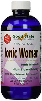 Good State Ionic Woman - Multiple Liquid Ionic Minerals