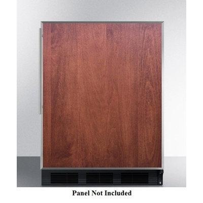 Summit ALB653B ADA Compliant Refrigerator Freezer