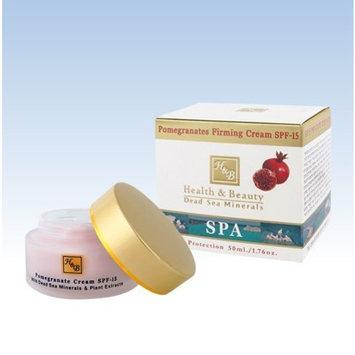 Health and Beauty Dead Sea Pomegranates Firming Cream