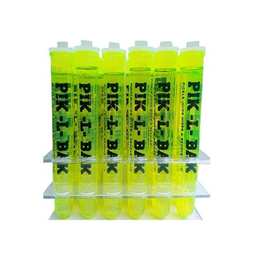 PIK-L-BAK Veteran Owned Zero Calorie Pickle Juice Chaser and Recovery Aid (25 Pack)