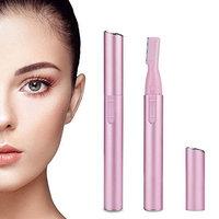 Fencia Electric Eyebrow Shaver Razor Portable Bikini Line Hair Trimmer Face Lady Body Remover Eyebrow Razor