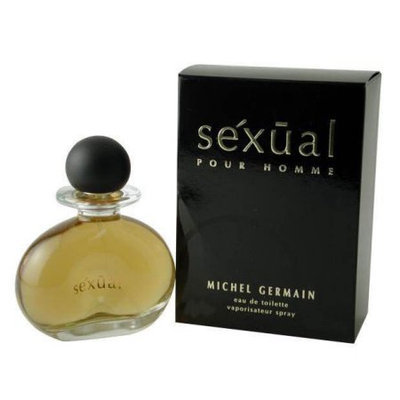 Sexual 140038 Eau de Toilette Spray 4.2-Oz
