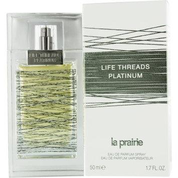 La Prairie Life Threads Platinum Eau De Parfum Spray for Women, 1.7 Ounce