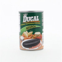 Ducal Black Beans 10.5 Oz - Frijoles Negros (Pack of 18)