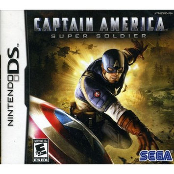 Captain America: Super Soldier NDS by NDS