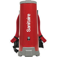 Electrolux Sanitaire 10q Backpack Vacuum - 1.50 gal - Red (530b)