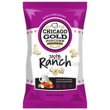 Windy City Gold Popocrn Inc. Chicago Gold Popcorn - Zesty Ranch Popcorn