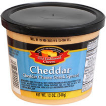 Old Fashioned Foods, Inc Old Fashioned Foods Old Fashioned Mild Chedder Cold Pack