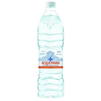 Acqua Panna Natural Spring Water, 33.8 Fl Oz, 12 Count