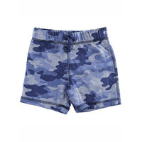 First Impressions Baby Boys Blue Camo-Print Shorts [baby_clothing_size: baby_clothing_size-18months]