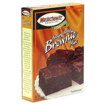 Manischewitz Brownie Mix, Fudgey Gooey, 14.1 Oz