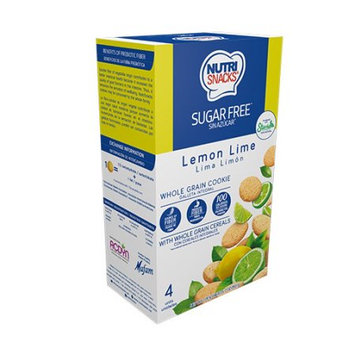 Industrias Mafam S.a. Lemon Lime Whole Oats Sugar Free Cookies - Galletas de Lima Lim ³n Sin Az ocar (Pack of 12)