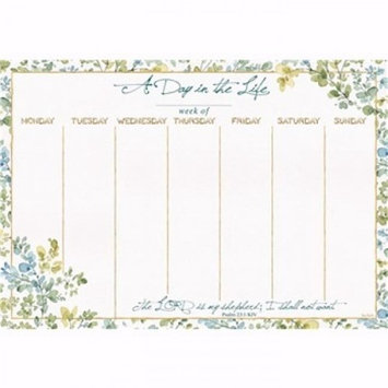 Legacy Publishing Company, Inc. Legacy Publishing Group 195694 9 x 6.25 in. Dateless-Swirling Branches Planner