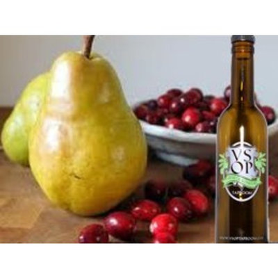 VSOP Cranberry Pear Aged White Balsamic Vinegar of Modena