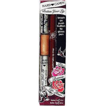 Hard Candy Button Your Lip Brush On Push Button Lip Gloss Pen